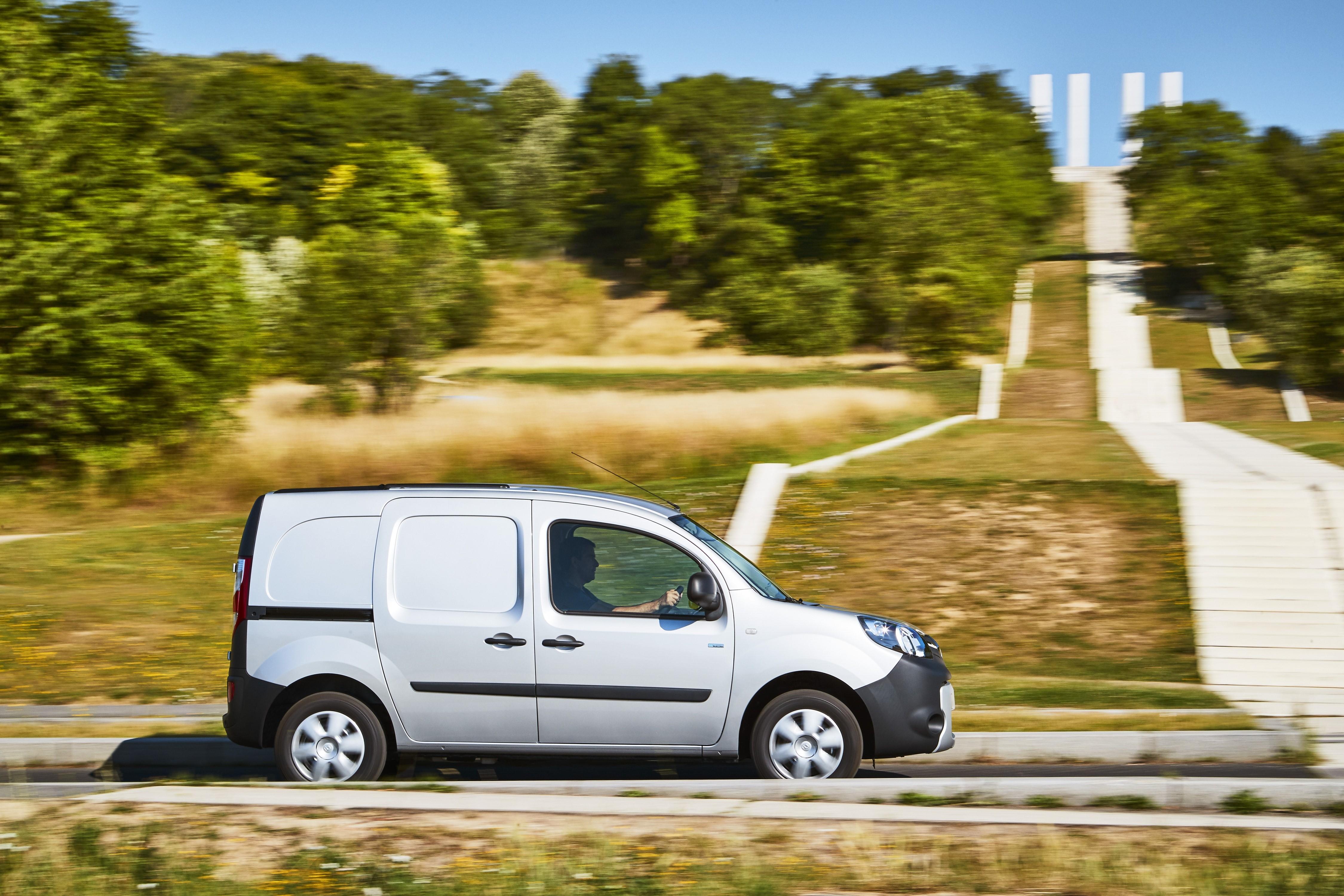 Hva er rekkevidden på elektriske varebiler?